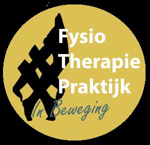 Nieuw logo Fyshiotherapiepraktijk in beweging